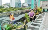 Nhà mặt tiền Sài Gòn 700 m2 của ca sĩ Đoan Trường