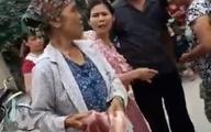 Hà Nội: Gặp người phụ nữ bị tiểu thương chợ Tân Lập đòi ném thịt lợn xuống ao