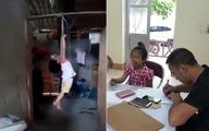 Hoàn cảnh éo le của bé gái bị mẹ nuôi cột tay treo trên xà nhà