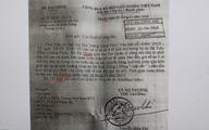 Giả mạo văn bản Bộ Tài chính để bán xe ô tô vi phạm pháp luật