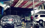 Hàng vạn ô tô ở Hà Nội trước nguy cơ hết chỗ rửa xe?