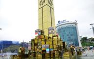 Thực hư cột đồng hồ được xây dựng vài chục tỷ đồng ở Quảng Ninh ?