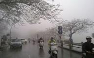 Miền Bắc trời rét, có mưa trong 10 ngày tới