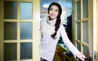 Hình ảnh giản dị ở nhà của Hoa hậu Đỗ Mỹ Linh