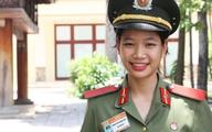 Nữ sinh an ninh 3 lần giành huy chương vàng karate