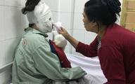 Hà Nội: Nổ chùm bóng bay trong tiệc mừng thọ, nhiều người bị thương