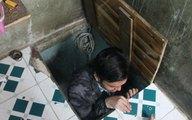 Cuộc sống trong căn nhà 1m2 duy nhất ở trung tâm Sài Gòn