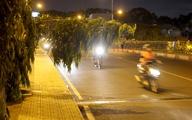 Một thanh niên chết bất thường trên hành lang cầu ở Sài Gòn