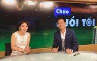 Sau tin đồn bị VTV cấm sóng, MC Phan Anh dẫn bản tin thời sự