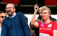 Công chúa nổ súng hiệu lệnh, Thủ tướng Bỉ mất thính lực