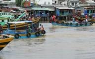 Nam sinh mất tích ở sông Cà Ty được tìm thấy trên biển Tuy Phong
