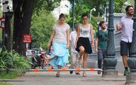 """TPHCM: Cận cảnh vỉa hè quận 1, sau 40 ngày """"thu dọn"""", trả lại cho người đi bộ"""