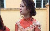 Rung động trước bức ảnh cô dâu khuyết tật phúc hậu, xinh xắn trong ngày cưới