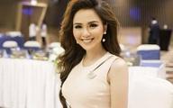Diễm Hương trở lại, đẹp áp đảo thí sinh ở bán kết Hoa hậu Đại dương 2017