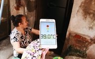 """Phòng trọ """"ổ chuột"""" hầm hập trong cái nóng thiêu đốt đến 40 độ C ở Hà Nội"""
