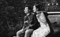 Kiều Khanh chụp ảnh cưới lãng mạn với chồng doanh nhân