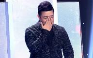 Quang Lê bật khóc trên ghế nóng Thần tượng Bolero