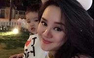 Gần ngày sinh, Vy Oanh làm sinh nhật lãng mạn cho chồng tại biệt thự đẹp ngất ngây