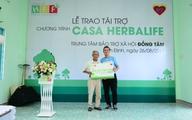 Quỹ gia đình Herbalife hỗ trợ hơn 606 triệu đồng cho trẻ em khó khăn tại Bình Định