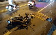 Tông trực diện xe tải, một nam thanh niên tử vong tại chỗ