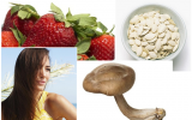 7 thực phẩm trả lại mái tóc dày dặn và óng ả