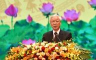 """Tổng Bí thư Nguyễn Phú Trọng: """"Sự hy sinh của các anh hùng liệt sĩ đã tô thắm lá cờ cách mạng vẻ vang"""""""