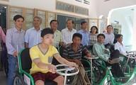 Tây Ninh tăng cường điều trị phục hồi chức năng cho người khuyết tật