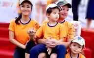 """""""Bống"""" Hồng Nhung chia sẻ lại hình ảnh hạnh phúc bên chồng Tây khiến fan tiếc nuối"""