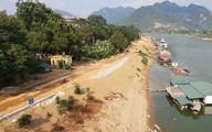 """""""Đổ"""" 435 tỷ đồng xây đường trên kè sông tại Tuyên Quang: Lãng phí ngân sách?"""