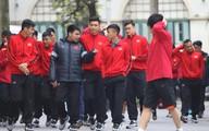 Đội tuyển Việt Nam đi bộ, thả lỏng trước trận chung kết AFF Cup