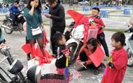 Thanh Hóa: Lắp màn hình 500 inch phục vụ trận chung kết Việt Nam -  Malaysia