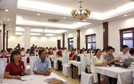 Tập huấn đẩy mạnh mô hình xã hội hóa phương tiện tránh thai, hàng hóa sức khỏe sinh sản