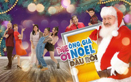 VTV tung poster hài hước cho loạt phim Việt đình đám nhân mùa Noel