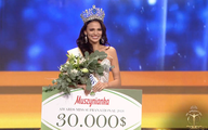 Nhan sắc nóng bỏng 'vượt mặt' Minh Tú để đăng quang Miss Supranational 2018 của đại diện Puerto Rico