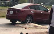 Tai nạn giao thông nghiêm trọng: 2 người chết thảm, xe máy bốc cháy