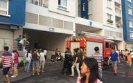 Sau vụ cháy chung cư Carina Plaza, nhiều cư dân ở TP.HCM lo lắng cho mạng sống của mình