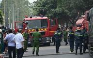 Cháy chung cư 13 người chết: Các nạn nhân bị bỏng nặng đều là trẻ em