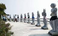Bị chê phản cảm, tượng 12 con giáp ở Đồ Sơn được mặc bikini đủ màu