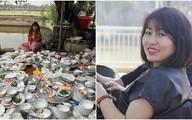 Nàng dâu là giám đốc chính thức lên tiếng sau bức hình rửa 50 mâm bát gây tranh cãi