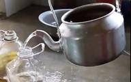 Hà Tĩnh: Nhiều giếng nước của người dân nhiễm dầu