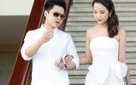 Thiếu gia Phan Thành quấn quýt bên bạn gái mới
