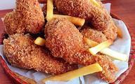 Cách làm gà rán kiểu KFC giòn rụm, ăn bao nhiêu cũng không ngán