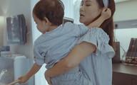 Thu Minh khoe con trai và cuộc sống 'bỉm sữa'
