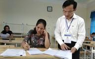 Bộ GD&ĐT thanh tra đột xuất chấm thi THPT quốc gia 2018