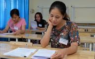 Nhiều thí sinh được 9 điểm Ngữ văn thi THPT quốc gia
