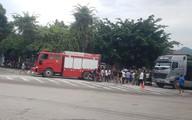 Bị xe đầu kéo chèn qua người, 1 cô gái tử vong tại chỗ