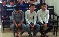 Nhóm thanh niên đi tù vì tranh nhau trả tiền nhậu