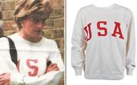 Áo Công nương Diana mặc vài ngày trước khi qua đời được bán đấu giá