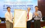 Savipharm - Doanh nghiệp KH&CN Dược đầu tiên của TPHCM