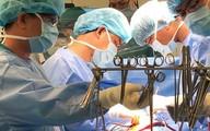 Bé gái sinh non mắc 4 dị tật tim